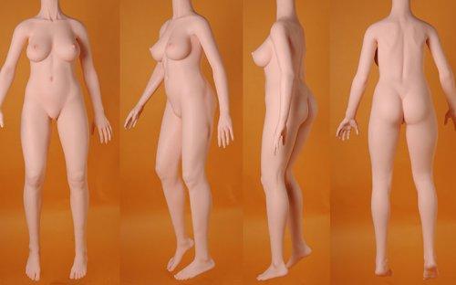 Doll Sweet 158 Plus body