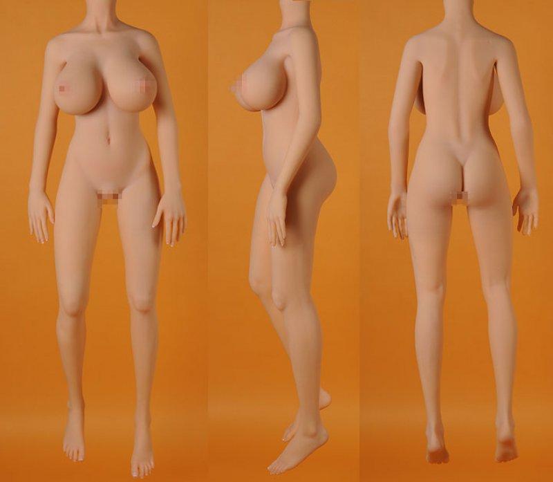 Doll Sweet 145 Plus body