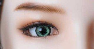 Doll Sweet Grüne Augen