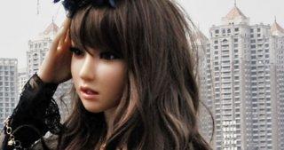 Doll Sweet Thera head