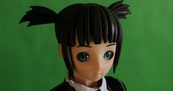 Doll Sweet Cartoon head