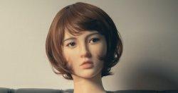 Doll Sweet ›Effie‹ head - silicone